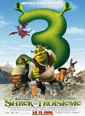Baixar Filme Shrek Terceiro - Dublado