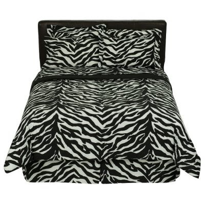 Zebra Bedding Zebra Bed In A Bag From Target