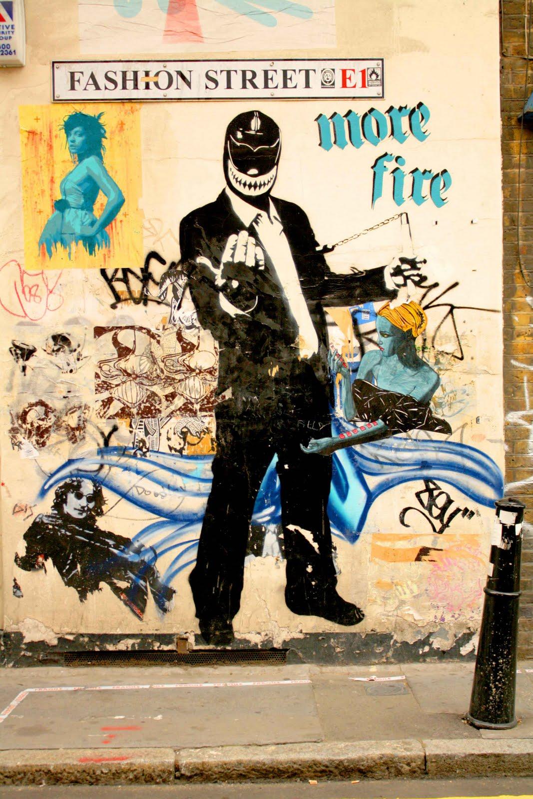 Shoreditch Street Art: MyWorldTour: Shoreditch Street Art
