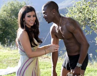 ray jay and kim kardashian video
