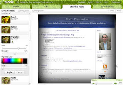 Screen Capture a Long and Scrolling Web page Online