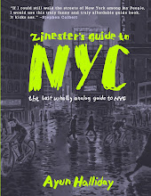 The Zinester's Guide to NYC by Ayun Halliday: Coming in November!