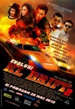 Evolusi KL Drift 2 (2010) Subtitulado