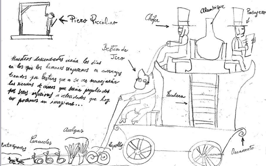 De Gusanos y Lombrices: Las Aventuras de Gottfried Rinkley
