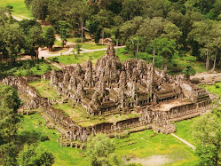 View the Top Of Prasat Bayon