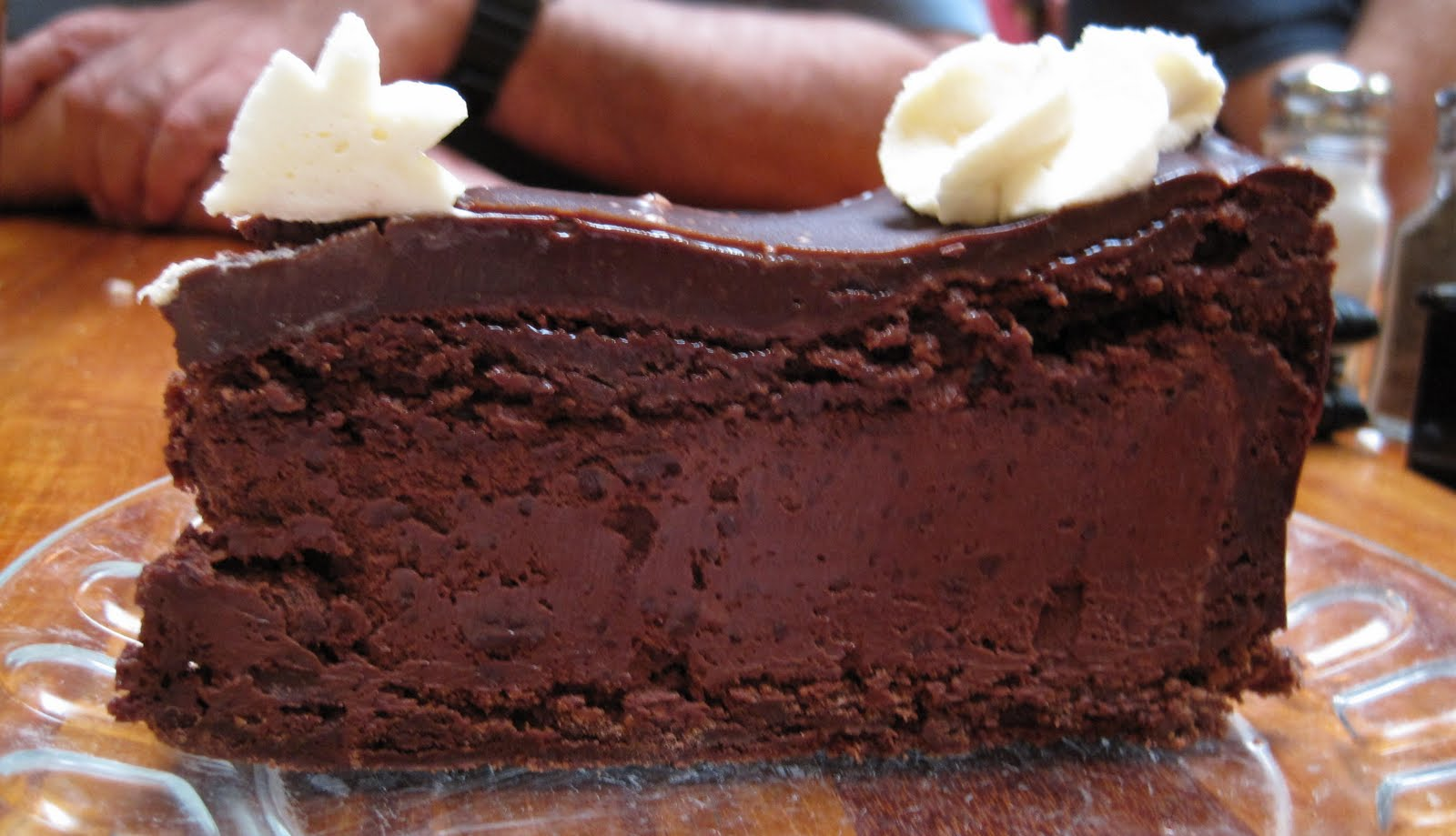 Chocolate Intemperance Cake