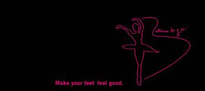 Ballerina to go