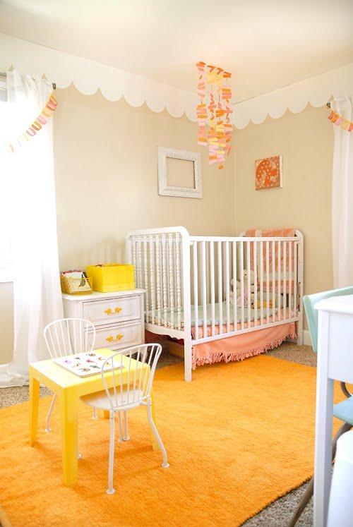 Best Baby Girl Room Design: Custom Nursery Art By Kimberly: Top Baby Girl Nursery