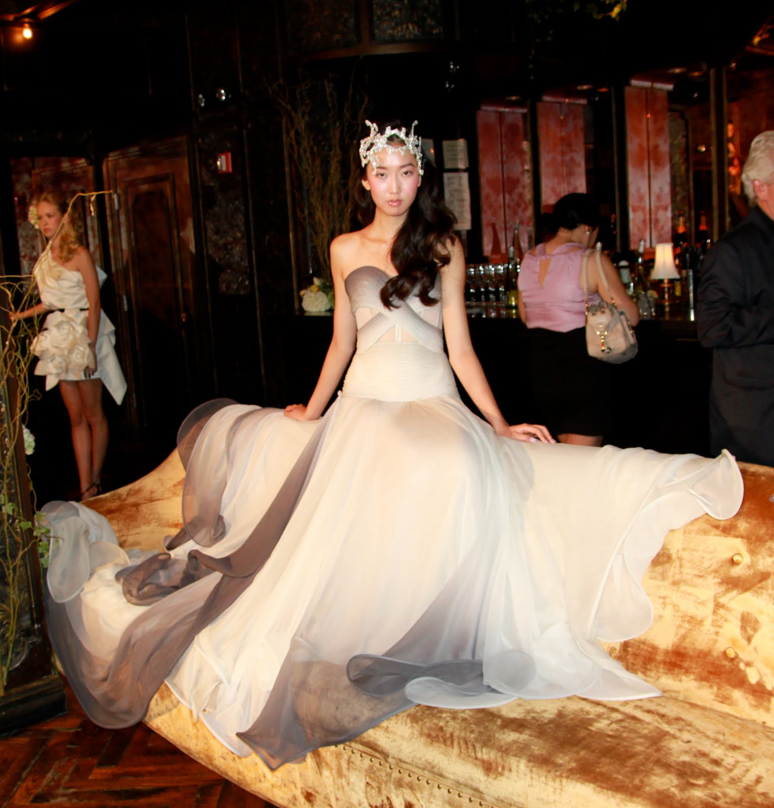 irina shabayeva spring harley davidson wedding dresses No wonder a growing customer base requesting custom wedding gowns is well growing