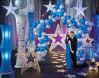 Prom Theme Kit Create an Amazing setting for your Prom