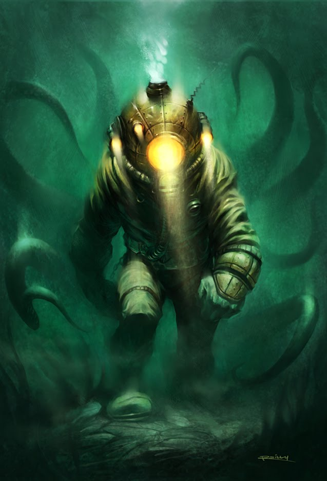 Deep Sea Diving: Old Deep Sea Diving Suit