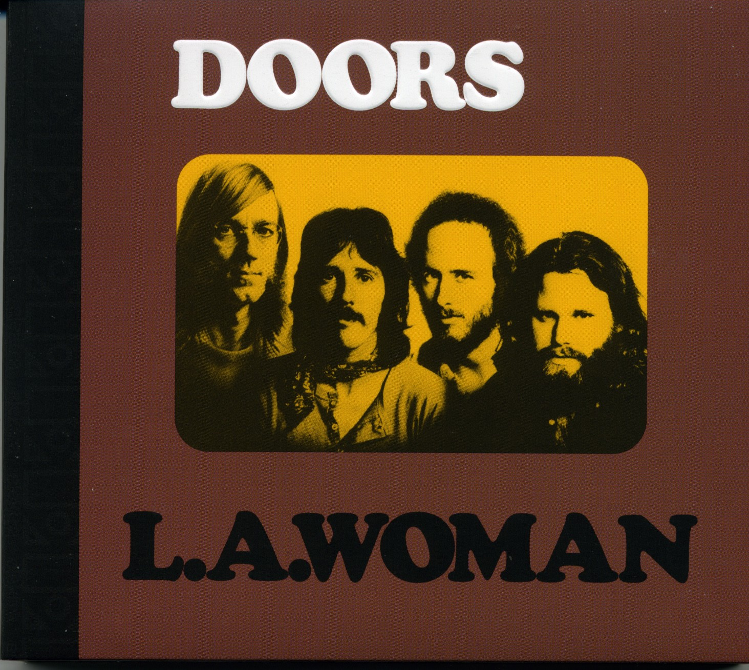 The Doors L A Woman Welcome To New World