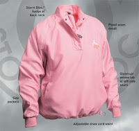 Tallow Alpine Pink Wind Shirt
