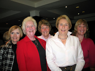 Pamela, Moyra, Carol, Fiona and Vivien - click to enlarge