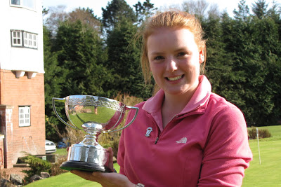 Eilidh Briggs 2010 RLCGA Champion - Click to enlarge