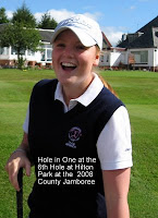 Eilidh Briggs Hole in One - Click to enlarge