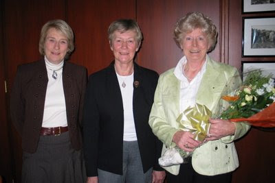 Fiona Roger, Helen Faulds and Pat Walker - Click to enlarge
