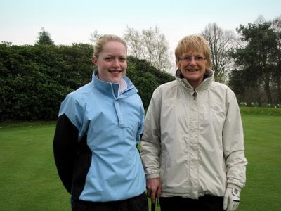 Kirstin Scotr and Fiona McLean - Click to enlarge