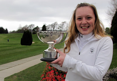 Megan Briggs -- 2009 RLCGA Champion -- Click to enlarge