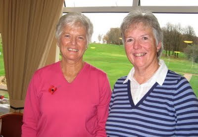 Sheila Shaw and Ruth Henderson - Click to enlarge