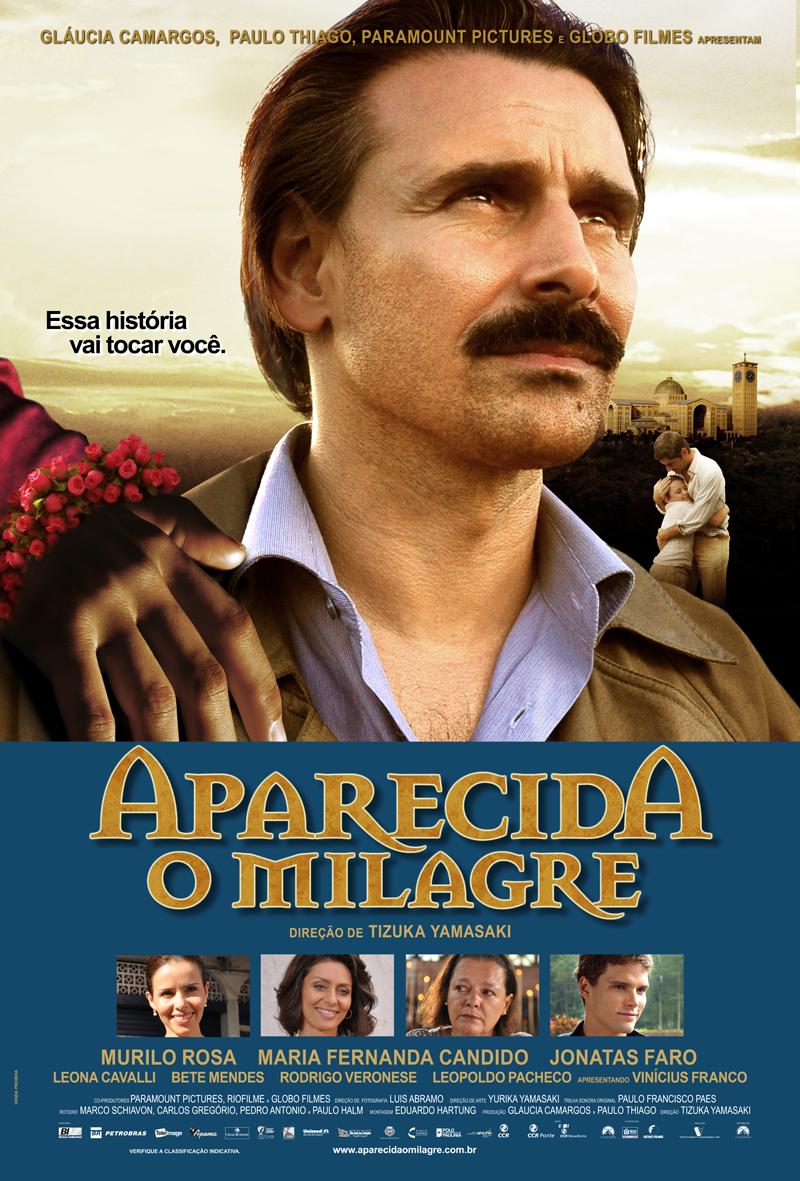 Filme Aparecida O Milagre   Nacional