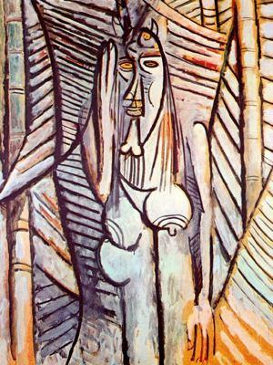 Wilfredo Lam el artista cubano ms importante del siglo