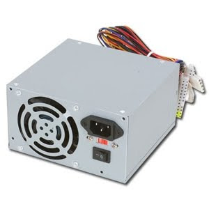 Power Supply Problem of Computer
