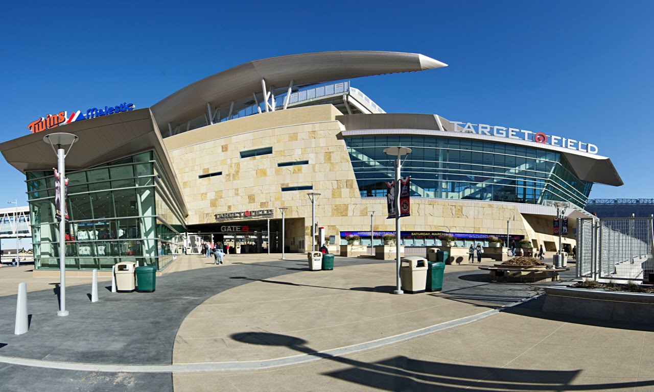 Stadia Arcadia: Stadium Report Cards: Target Field