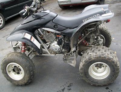 Googins Auto 2006 Honda Trx 300 Ex 4 Wheeler 1300