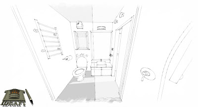 ARCHITECTURAL DRAUGHTING SERVICES: Bathroom Alterations