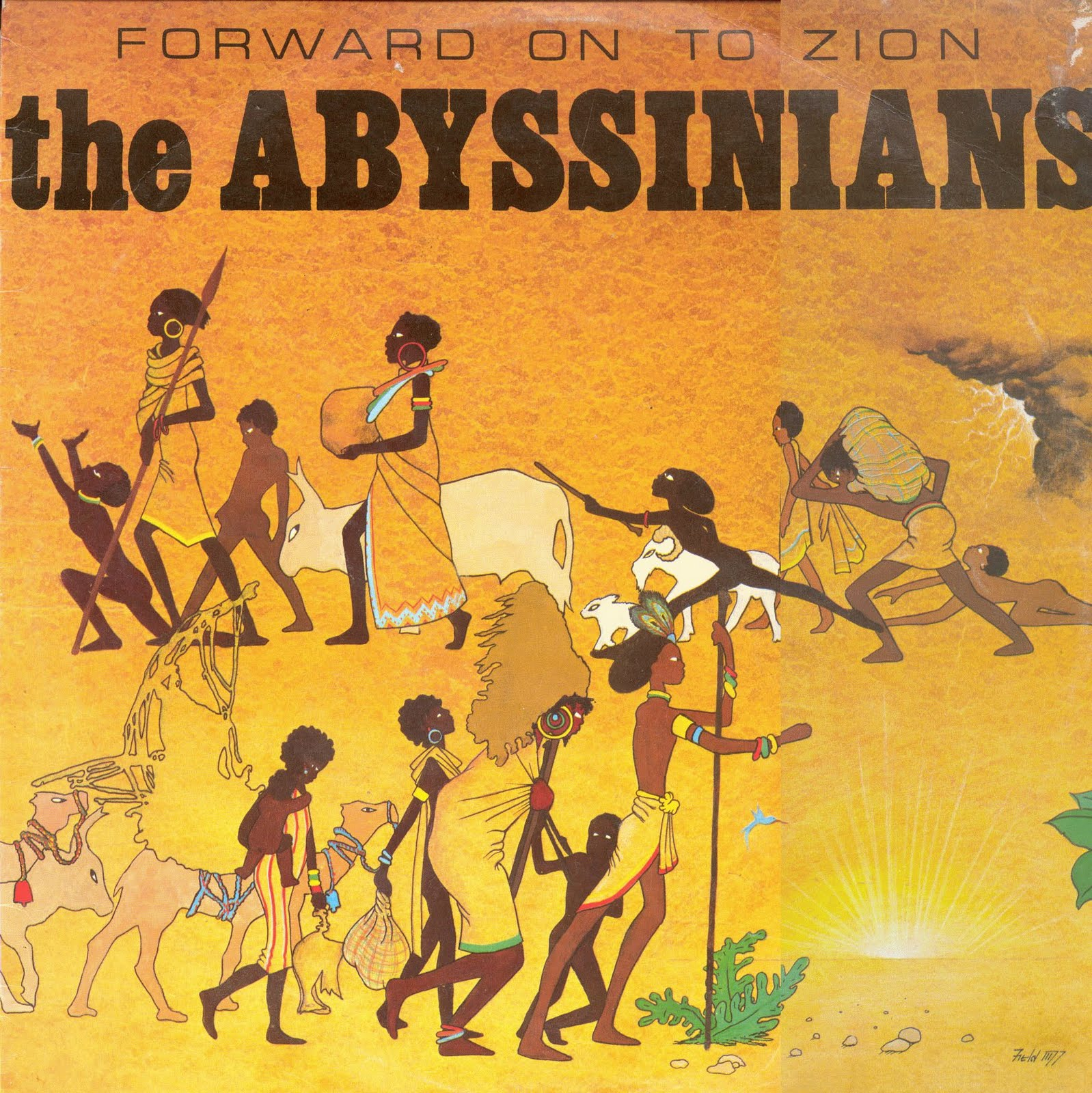 O Abyssinians Reggae Stones: ...