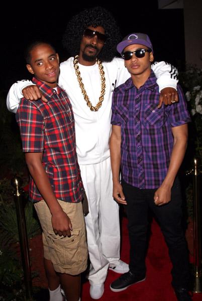 HOUSE OF GLITZ...!!!: Snoop Dogg Son Corde Broadus 16Th ...