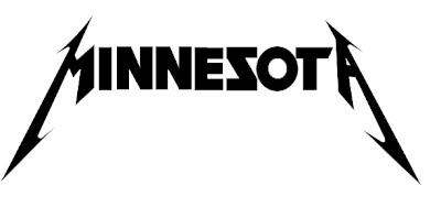 Mike is Bored: Cheap DIY Screen Print your own Minnesota