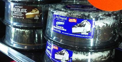 Jon Donaire Chocolate Mousse Cake