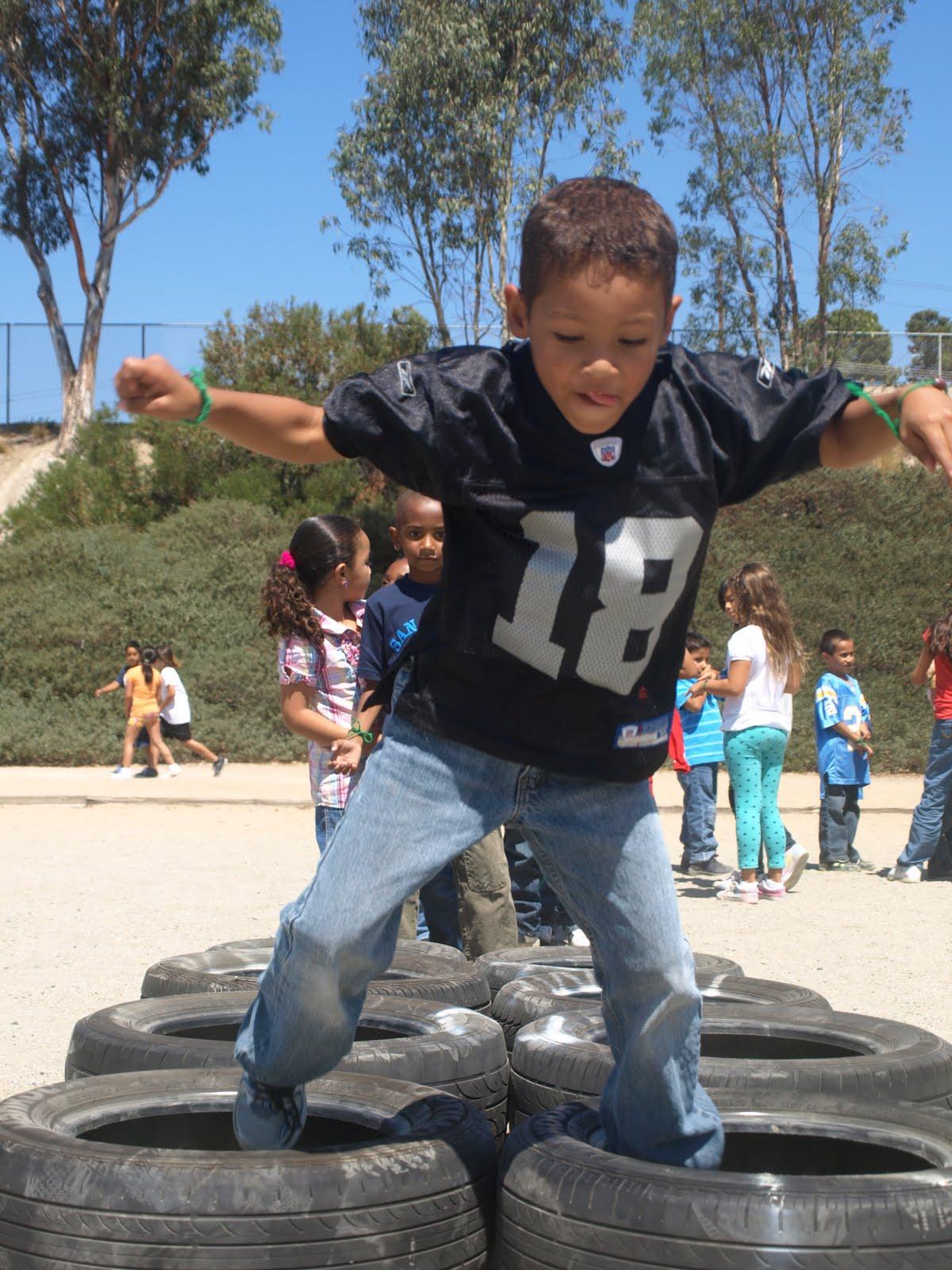 Elementary Escapades Nfl Spirit Week
