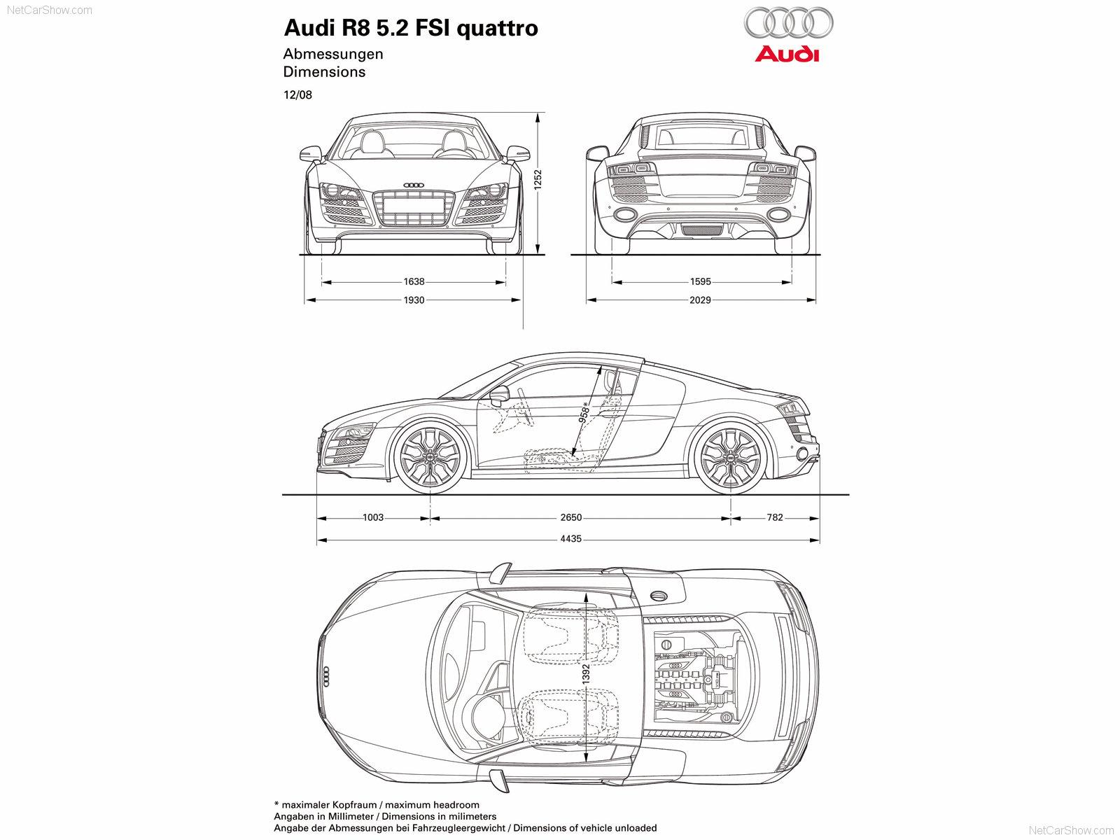 Car Amp Bike Reviews Audi R8 V10 5 2 Fsi Quattro