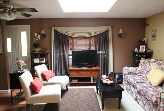 Sohl Design Before Amp After Home Living Amp Dining Room