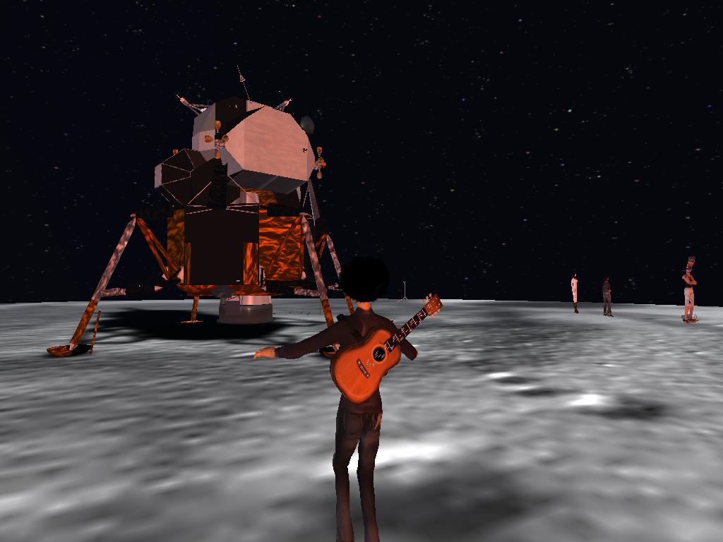 apollo lunar landings - photo #21