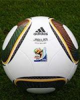 JabulaniWC10ball ADDIDAS ROLLS OUT WC2010 BALL: JABULANI