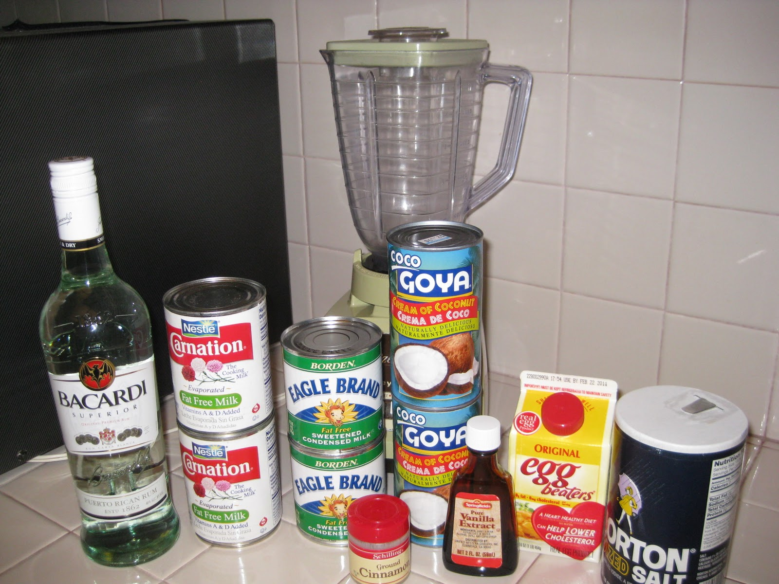 Puerto Rico Is The Place: How To Make Coquito (Eggnog): The