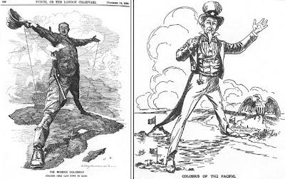LATIN AMERICA C & C: The Monroe Doctrine and the Roosevelt