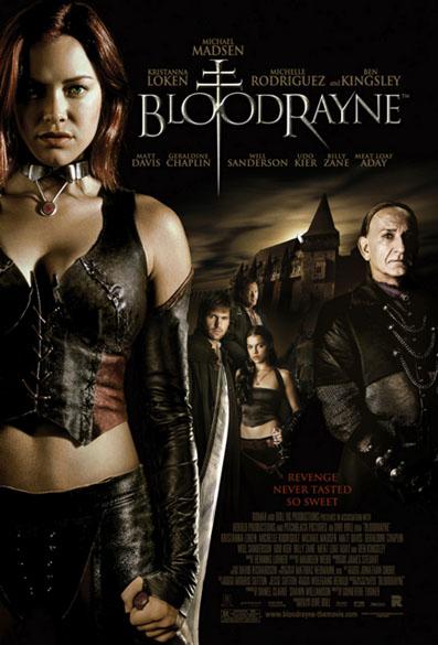 BloodRayne DVDRip AVI Dublado