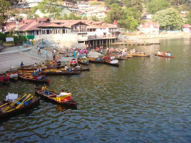 Who doesn't like to boating and specially when you are around one of the popular lakes of India. Nainital lake has been very popular in Bollywood movies and lot of songs are shot while doing boating in the Naini Lake. But that's not the reason, I am recommending a boat ride in Nainital. Boating is a good way to be in the lake and explore the surroundings of the lake while sitting at one place. Niani lake is surrounded by Mall Road, which leads further to local markets of the town.