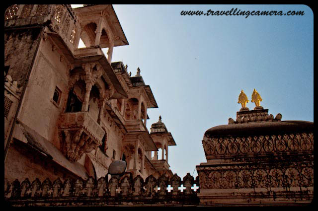 Most colorful state of INDIA (Rajasthan) on PHOTO JOURNEY : Posted by VJ SHARMA @ Travelling camera.com : Today I thought of summarizing all the Photo Journeys in Rajasthan(INDIA) till date... I have added links with each photogrpah, so click and check out any of them if you have missed...Structures inside Chittorgarh Fort @ http://phototravelings.blogspot.com/2010/08/structures-inside-chittorgarh-fort.htmlPhoto Journey to City Palace @ Udaipur,Rajasthan @ http://phototravelings.blogspot.com/2010/08/photo-journey-to-city-palace.html A view of the Lake Palace from one of the terraces of the City palace. @ http://phototravelings.blogspot.com/2010/08/photo-journey-to-city-palace.html Rana Kumbha Palace @ Chittorgarh Fort : http://phototravelings.blogspot.com/2010/08/rana-kumbha-palace-chittorgarh-fort.htmlPushkar Heritage Resort @ http://phototravelings.blogspot.com/2010/03/pushkar-heritage-resort.htmlOld Memories in Big Sized Photographs: Sunset @ Pushkar (During World Famous Pushkar Camel Fair 2008 )  : http://phototravelings.blogspot.com/2010/03/old-memories-in-big-sized-photographs.htmlMonsoon Palace @ Udaipur,Rajasthan , INDIA : http://phototravelings.blogspot.com/2010/03/monsoon-palace-udaipur.html .. Roads in Rajasthan, INDIA @ http://phototravelings.blogspot.com/2010/03/roads-in-rajasthan.htmlBridal Competition for Tourists @ Pushkar Camel Fair - 2008 : http://phototravelings.blogspot.com/2010/01/bridal-competetion-for-tourists-pushkar.html.. Siliserh Lake on the way to Sariska Tiger Reserve, Rajasthan... : http://phototravelings.blogspot.com/2010/01/siliserh-lake-on-way-to-sariska-tiger.html.. Thats what I saw at Ranthambore National Park @ http://phototravelings.blogspot.com/2009/12/thats-what-i-saw-at-ranthambore.htmlWelcome-Heritage Resort in Ranthambore : Ranthambore Forest Resort  @ http://phototravelings.blogspot.com/2009/11/welcome-heritage-resort-in-ranthambore.htmlRanthambore Fort in Xtra saturated colors @ Rajasthan, India @ http://phototravelings.blogspot.com/2009/11/ranthambore-fort-in-xtra-saturated.html..Waiting for Pushkar Camel Fair 2009 : October 30th to November 2nd 2009 @ http://phototravelings.blogspot.com/2009/08/waiting-for-pushkar-camel-fair-2009.htmlMain Places to visit in Jaipur, Rajasthan, India @ http://phototravelings.blogspot.com/2009/07/main-places-to-visit-in-jaipur.htmlA weekend @ Surajgarh Fort, Rajasthan, INDIA @ http://phototravelings.blogspot.com/2009/02/weekend-surajgarh-fort.htmlPushkar Night View during Camel Fair 2008 @ http://phototravelings.blogspot.com/2008/11/pushkar-night-view.htmlCamel Fair 2008 @ Pushkar, Rajasthan, INDIA : http://phototravelings.blogspot.com/2008/11/camels-pushkar-camel-fair-2008.html..Padharo Mhare Desh : Rajasthan, INDIA @ http://phototravelings.blogspot.com/2009/01/padharo-mhare-desh-rajasthan-india.html..Sunset @ Pushkar (During World Famous Pushkar Camel Fair 2008 ) @ http://phototravelings.blogspot.com/2008/11/sunset-pushkar-during-world-famous.htmlPanoramic view of Pushkar Camel Fair 2008 @ http://phototravelings.blogspot.com/2008/11/panoramic-view-of-pushkar-camel-fair.htmlJaipur City : Capital of Rajasthan, INDIA @ http://phototravelings.blogspot.com/2008/08/jaipur-city.html The City Palace at Udaipur was built by Maharana Udai Mirza Singh in the 16th Century. It is perhaps the largest such palace in the whole of Rajasthan. Maharana Udai Mirza Singh is said to have got this built because he was instructed by a sage to do so at this very location. The palace is located on the banks of lake Pichola very near the Jagdish palace and can also be seen from the Monsoon Palace on the hill top.The Palace represents a fusion of the Rajasthani and Mughal style of construction and has been used as a location for various films. For example, the song