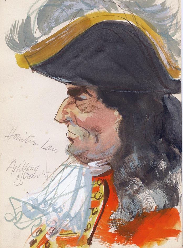 Robert Ayton eagle