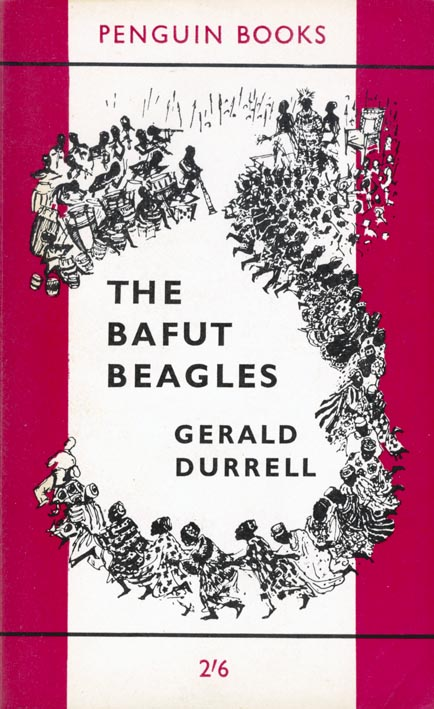 Bear Alley Gerald Durrell Cover Gallery border=
