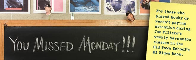 You Missed Monday!!!