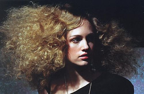 Big Curly Hair Styles: COCAMIA: The Big Tease