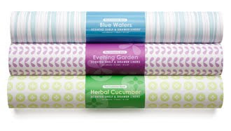 Scented Shelf Drawer Liners Each Roll Includes Four Sheets Measuring 18 X 24 For 11 99