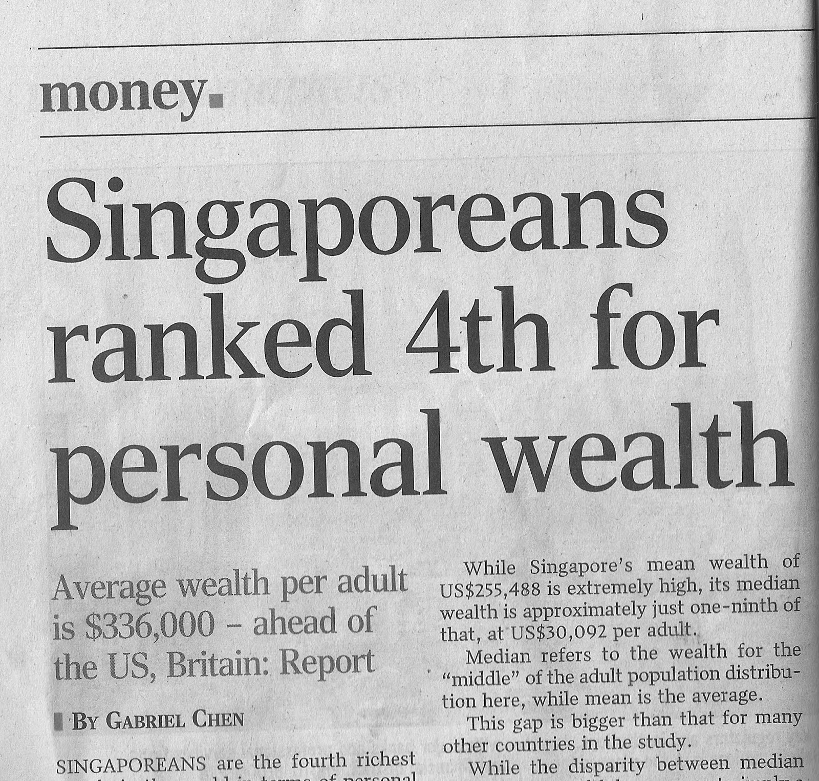 Economy of Singapore